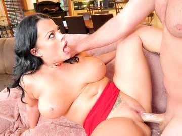 Nadia White: Anal With a Cream Pie Special